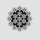Cabos resistentes à rotação 19×7 1+6